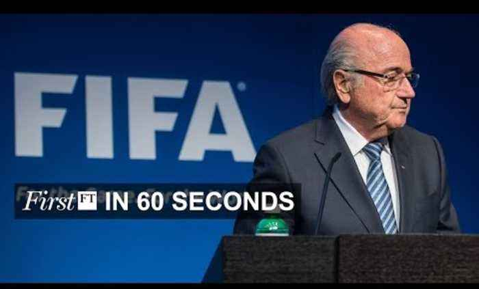 News video: Qatar World Cup 2022  woes | FirstFT