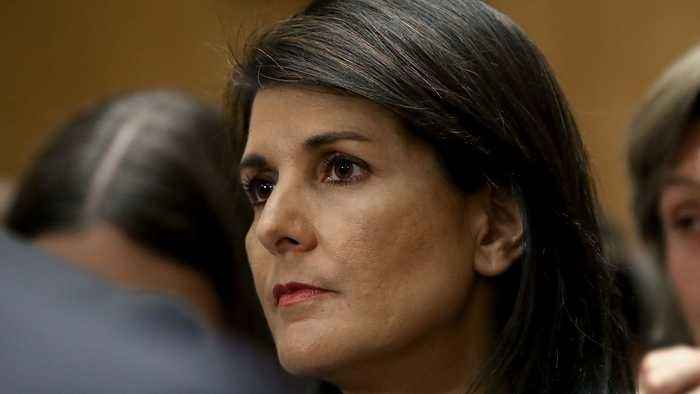 News video: US Accuses Russia Of 'Undermining' UN Sanctions On North Korea
