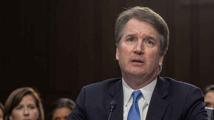 Woman Accusing Brett Kavanaugh Of Sexual Assault Reveals Her Name