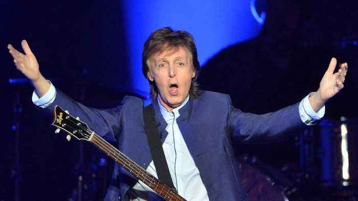Paul McCartney Saves A Relationship