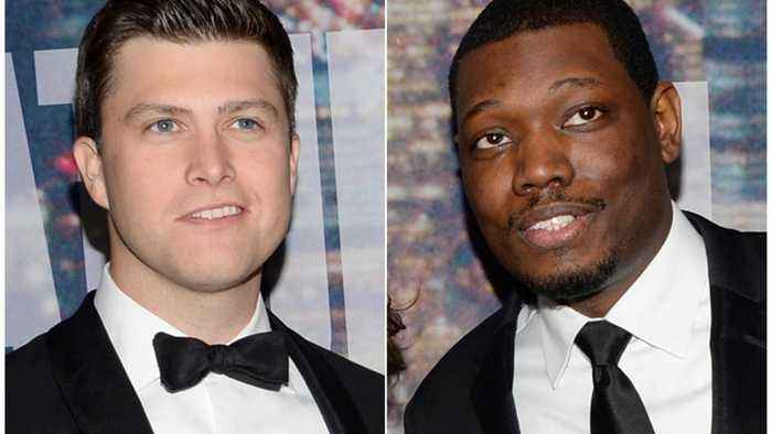 News video: Michael Che And Colin Jost Made The Night Hilarious