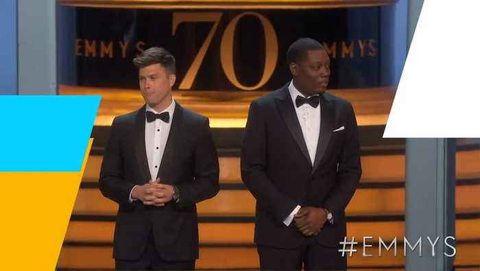 Best Moments of the 2018 Emmy Awards!