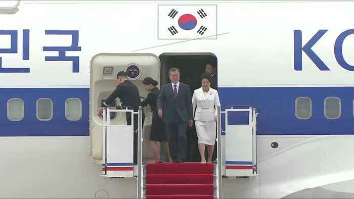 Korean leaders meet for a high-stakes summit
