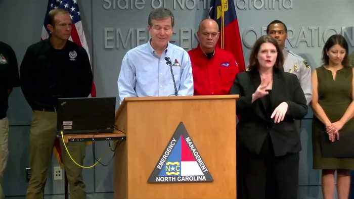 Florence death toll stands at 26: NC governor