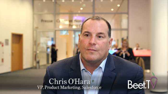 News video: With Datorama Acquisition, Integration Rolls On At Salesforce