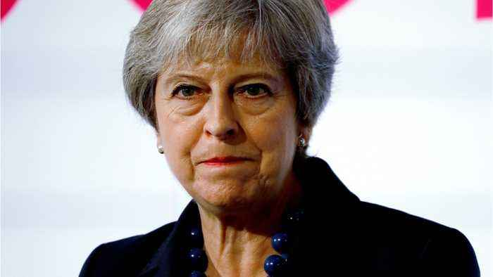 May Urges EU To 'Evolve' Brexit Position, Criticizes Opposition Labour Party