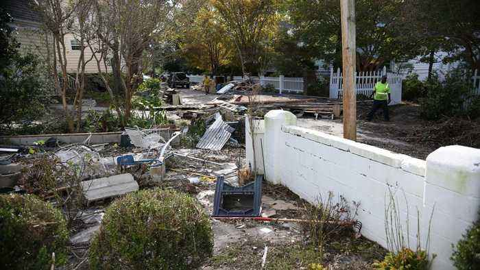 After Florence, Long Clean Up Now Begins in New Bern