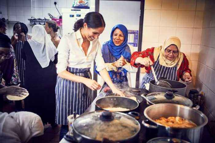 Meghan Markle Is Helping Women Affected by Grenfell Tower Fire