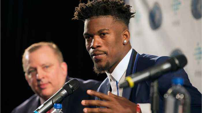 Jimmy Butler Apparently Wants Out Of Minnesota