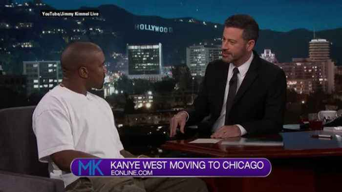 News video: Julie Chen, Kanye West, and more in today's What's Poppin'!