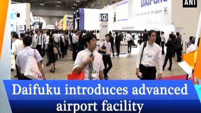Daifuku introduces advanced airport facility