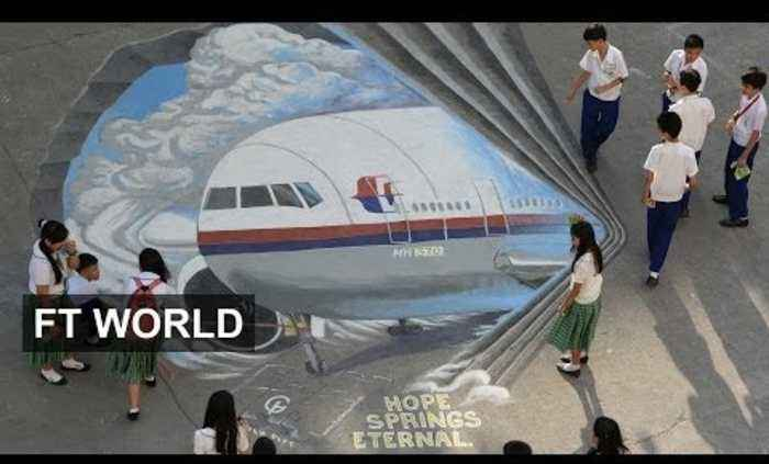 Flight MH370 - The Search Widens (FT World)