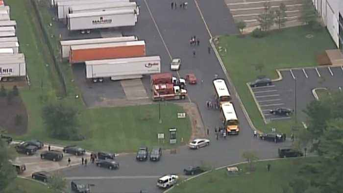 'Multiple Victims' Reported In Shooting In Maryland