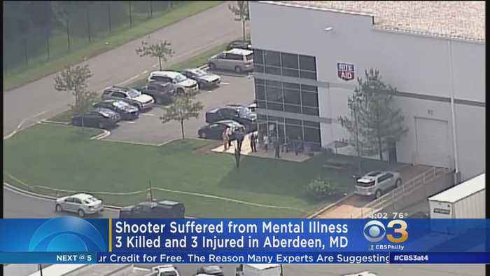 Officials: Shooter Who Killed 3, Self At Rite Aid Distribution Center Had Mental Illness