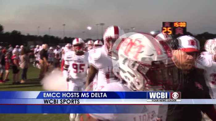 JUCO Round-Up: EMCC Dominates MS Delta, ICC Beats Coahoma
