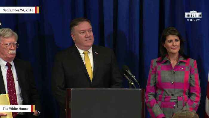 Pompeo Says He'll Travel To North Korea In Preparations For Second Trump-Kim Summit