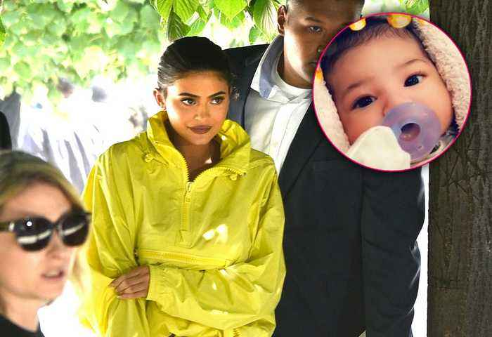 News video: 'Keeping Up With The Kardashians': Stormi Makes Her Debut After Kylie's Secret Pregnancy