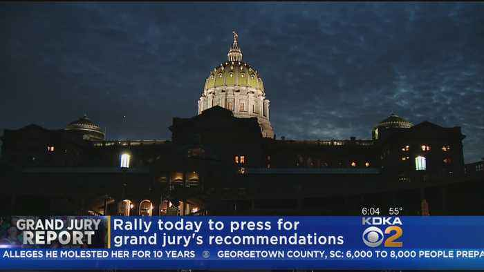 News video: Group To Hold Rally Pushing For Action On Grand Jury Recommendations