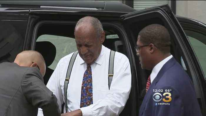 News video: Bill Cosby Sentencing Hearing Is Underway In Montgomery County