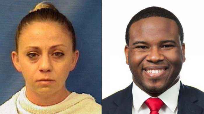 News video: Dallas Police Officer Amber Guyger Fired After Fatal Shooting Of Botham Jean