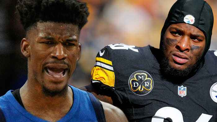 Le'Veon Bell To Fake Injury To Leave Steelers? Jimmy Butler Begs To be Traded to Miami | Daily Roundup