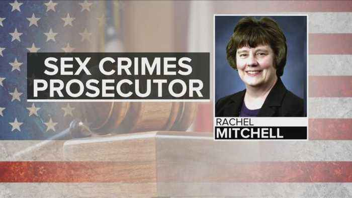 Who is Rachel Mitchell, prosecutor questioning Kavanaugh and accuser?