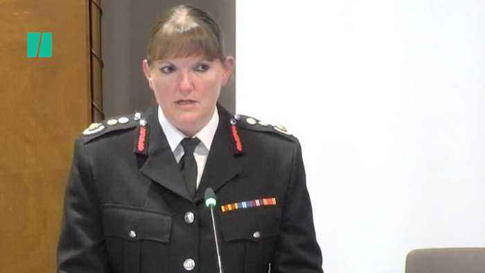 Fire Chief Defends Grenfell Operation