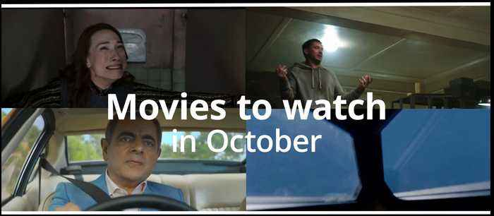 News video: Movies to watch this October: From Venom to a Star is Born