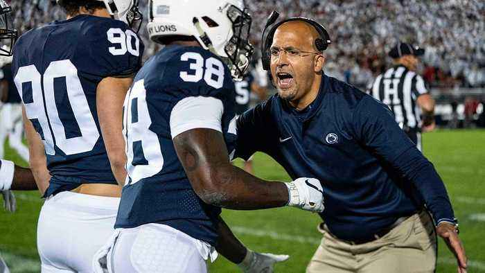 Penn State's Collapse vs. Ohio State Hurts, but College Football Playoff Is Still in Play