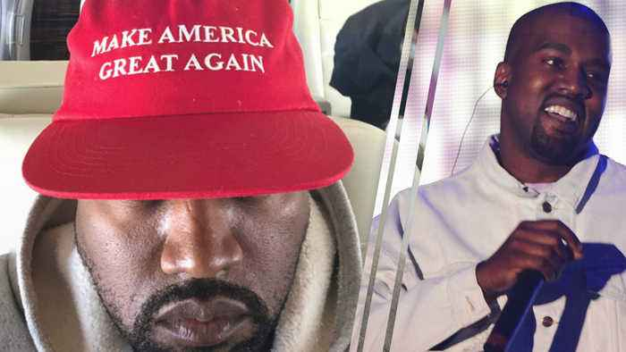 Kanye West Stirs Outrage Over Tweets Calling For Abolish The 13th Amendment That Freed Slaves