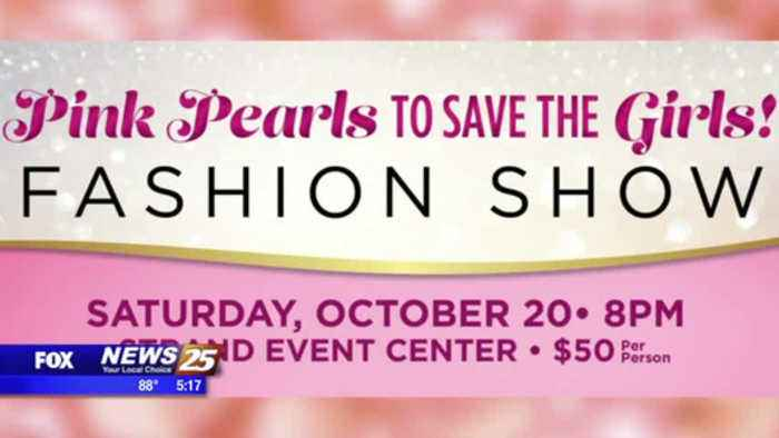 Scarlet Pearl fundraising for breast cancer awareness