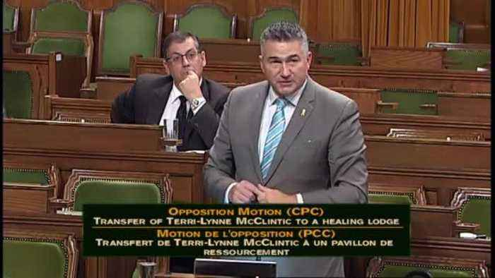 Liberal MP, Tory Get In Heated Exchange Over Killer's Transfer To Healing Lodge
