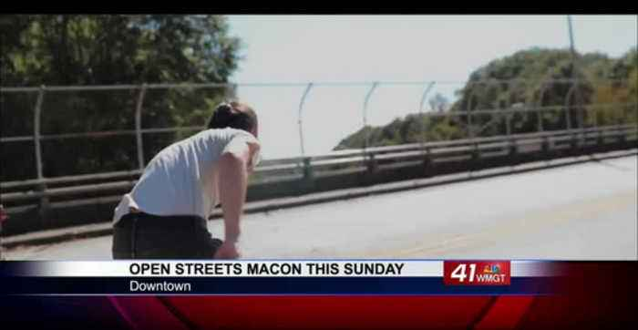 'Open Streets Macon' Taking Place This Sunday