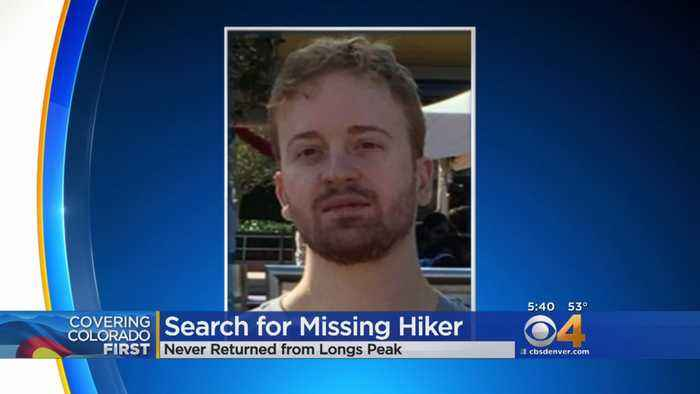 Search & Rescue Teams Look For Missing Man In Frigid Conditions