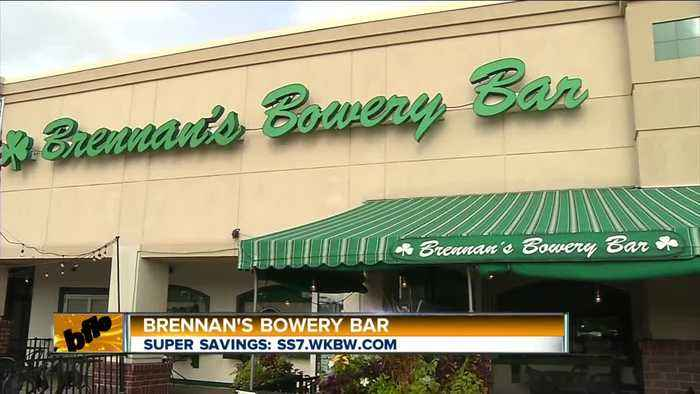 AM Buffalo on the Road - Part 4 Brennans Bowery Bar