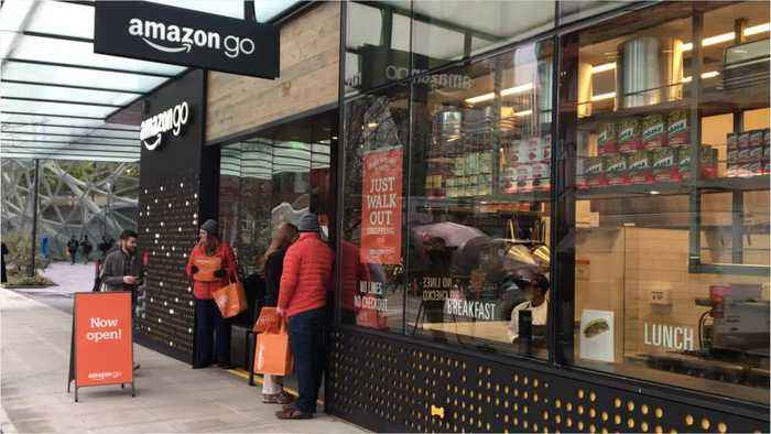 bb2ede4fed2b6 Amazon And Nike Working To Make Stores Of The Future