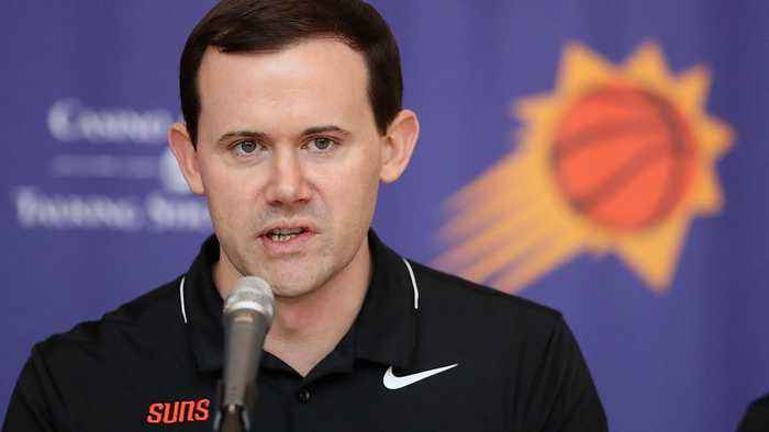 News video: Suns Fire General Manager Ryan McDonough