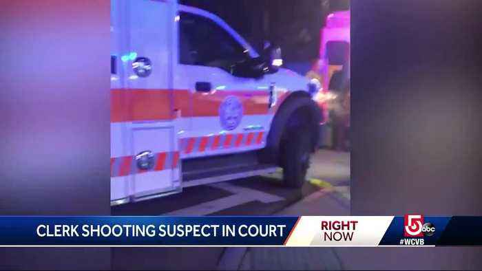 Man due in court in gas station clerk's slaying