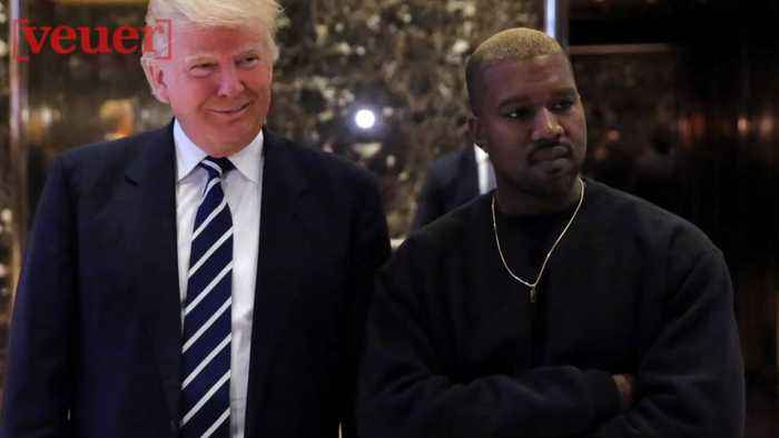 Kanye West To Meet With President Trump at the White House: Report