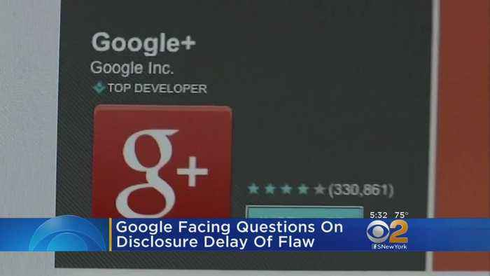 Google's Reaction To Hack Draws Criticism