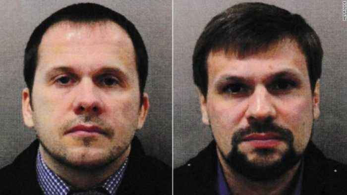 New Report Claims to Identify 2nd Novichok Attack Suspect