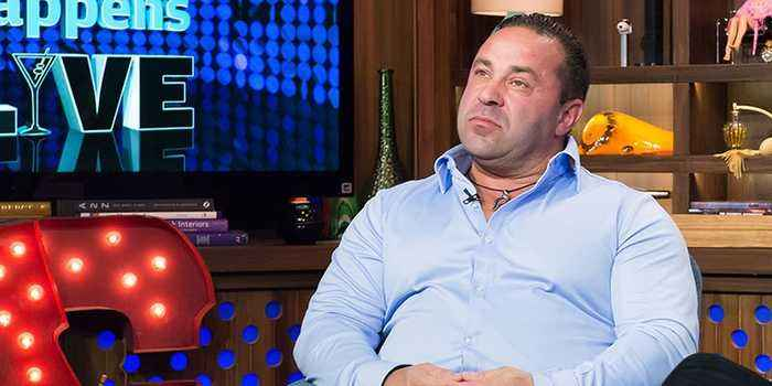 Judge Orders Joe Giudice To Be Deported From The United States