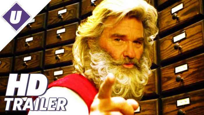 The Christmas Chronicles Trailer.The Christmas Chronicles Official Teaser Trailer 2018 Kurt Russell