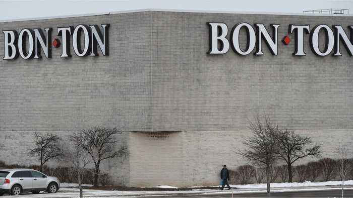 News video: Retailer Bon-Ton Sues Station Groups Over Commercial Prices