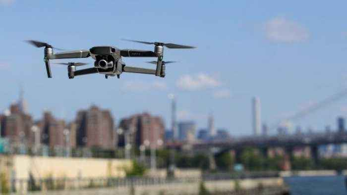 FBI Director Says Drones Will Be Used in Terrorist Attacks