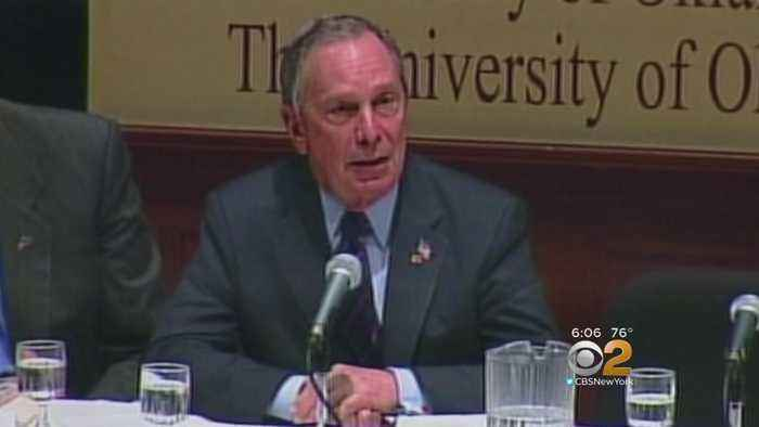 Bloomberg Re-Registers As A Democrat Ahead Of Rumored Presidential Run