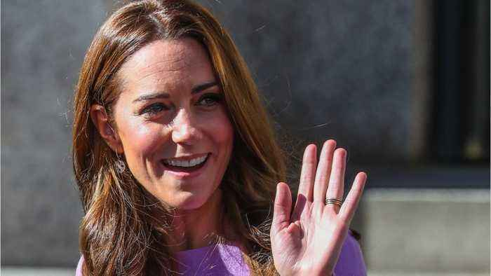 Kate Middleton Debuts New Style