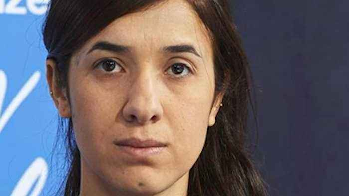 Nobel Peace Prize Winner Nadia Murad Using Money To End Sexual Violence