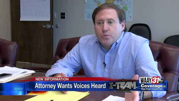 Attorney wants Voices to be heard