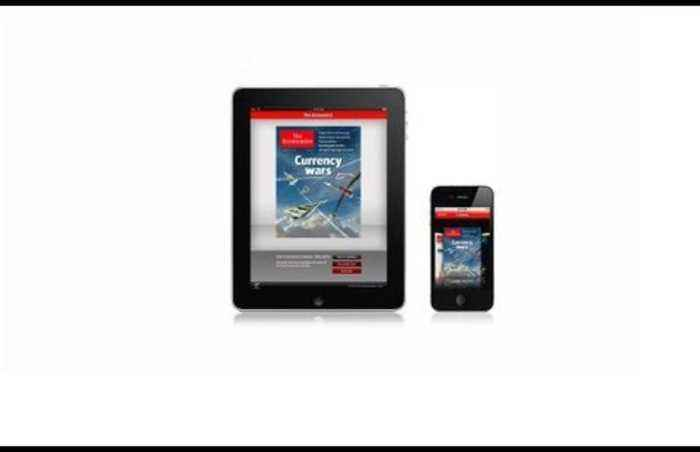 The Economist on iPhone & iPad